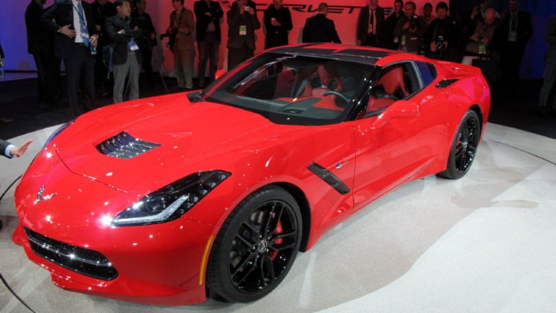 Detroit auto show: 2014 Corvette Stingray leads performance parade