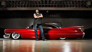 Camaro's the choice for reality TV star Danny Koker
