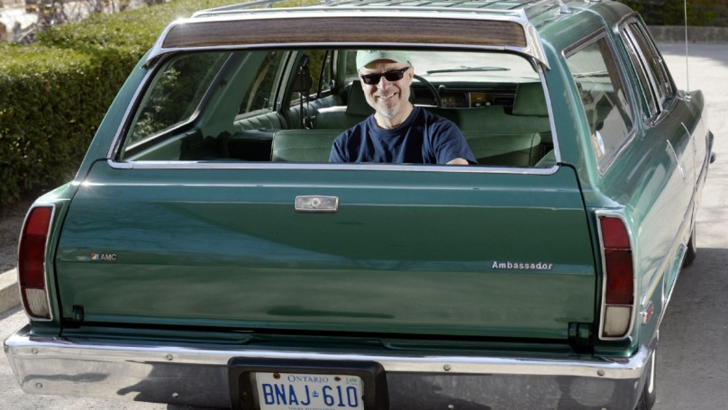 Importing vintage car to Canada a whale of a project
