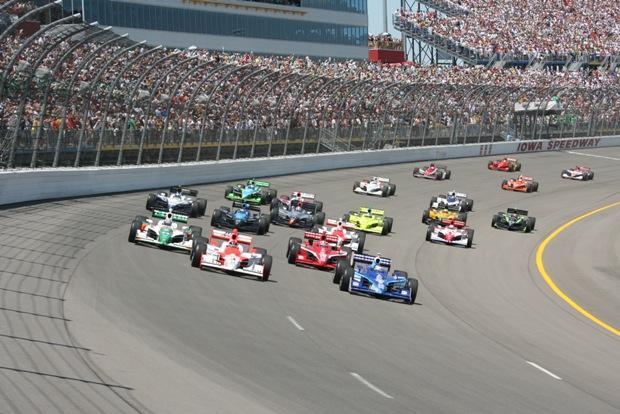 IndyCar still doesn't get it; Pruett and Patrick news