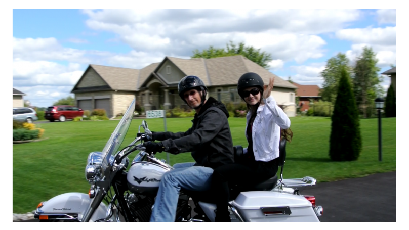 Ottawa's hometown hero loves Harleys