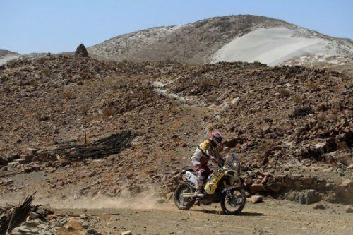 Stage 5: Dakar continues for Canadian KTM rider