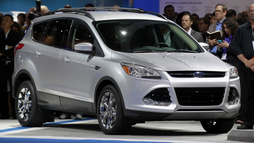 Ford CEO 'disappointed' with recalls of Escape SUV
