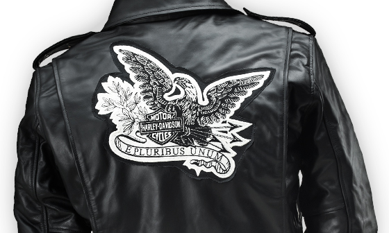 Harley-Davidson 'Freedom Jacket' tours the world