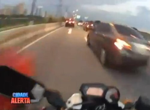 Insider Report: Crazed Brazilian biker's videos hit mainstream