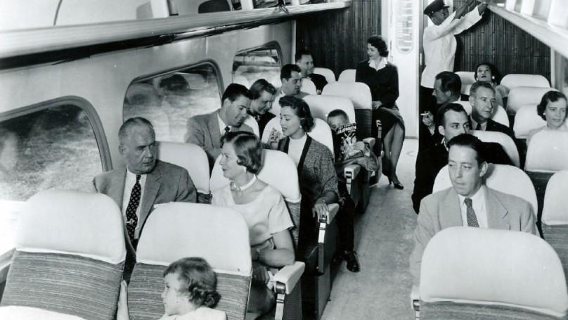 Aerotrain a pillar of 1950s fashion