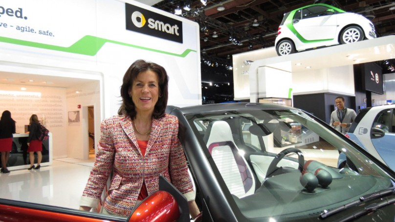 Meet the brain behind all those Smart cars