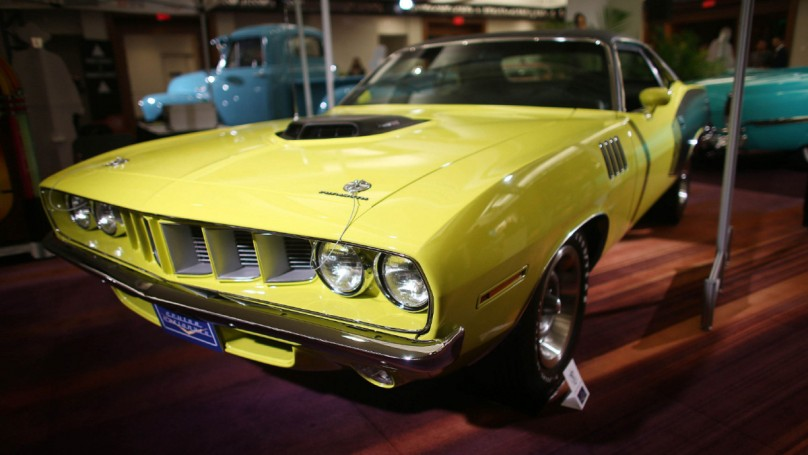 2013 Toronto Auto Show: A fitting finish for champion Cuda