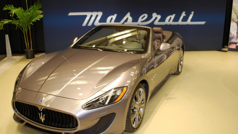 Maserati offers taste of la dolce vita