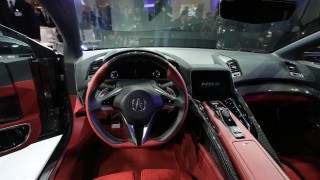 2013 Toronto Auto Show: NSX concept is the future face of Acura
