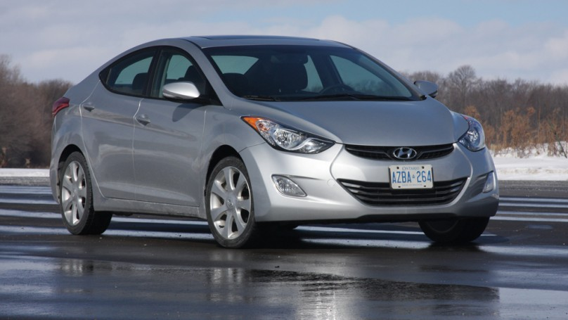 A year with the 'Car of the Year' Hyundai Elantra
