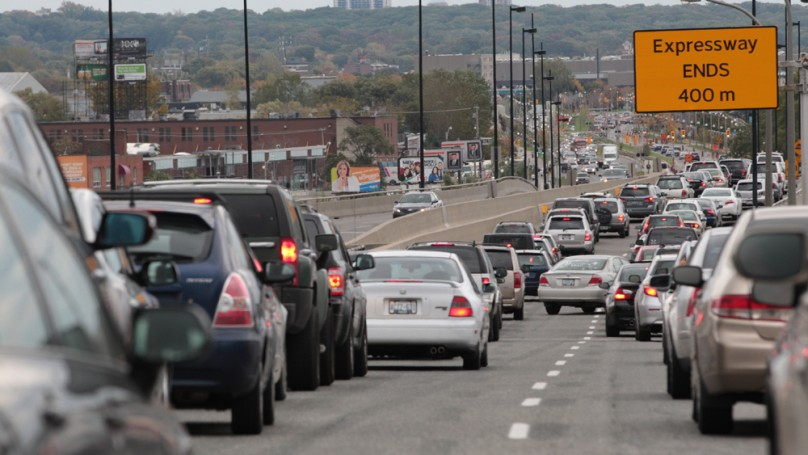 Smackdown: Should there be a new tax to pay for roads and transit?