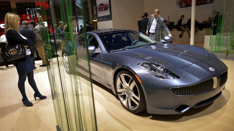 Auto News: Fisker resigns over 'disagreements'