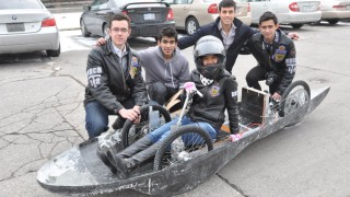 U of T team ready to roll in Shell Eco-Marathon