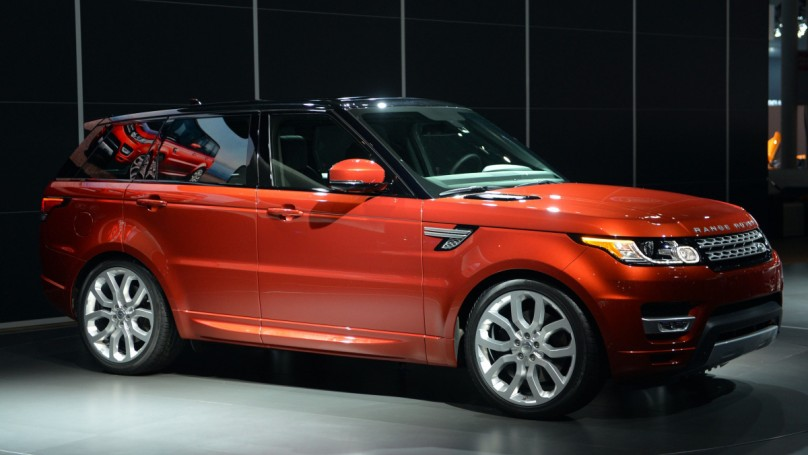 New York Auto Show: The name is Rover … Sport Rover