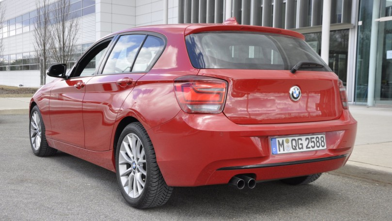 Green Wheels: BMW 3-cylinder shows smaller is better