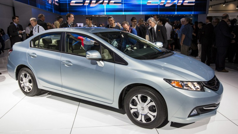 Honda Civic gets top rating in tough new crash test