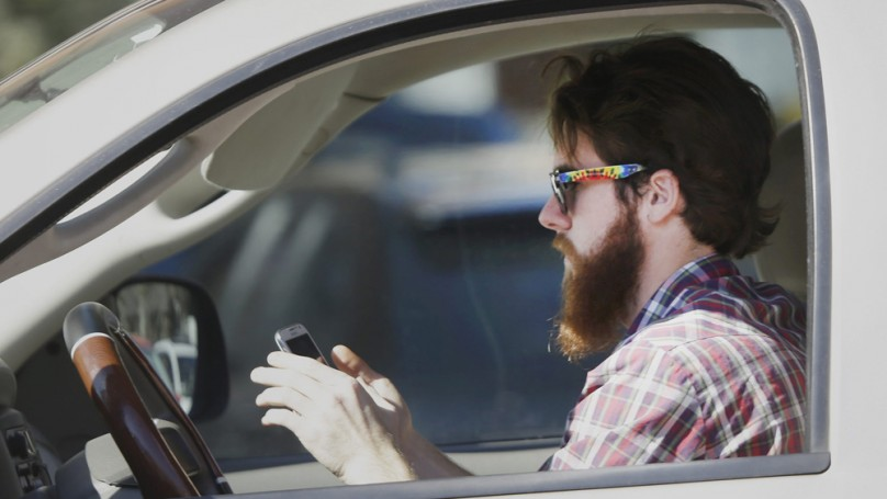 Ban all phones in the car? Medical journal makes the case