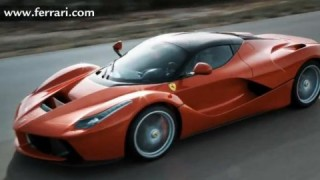 Insider Report: Meet Ferrari's newest supercar - LaFerrari
