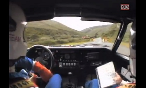 Insider Report: Daniel Craig drives Range Rover