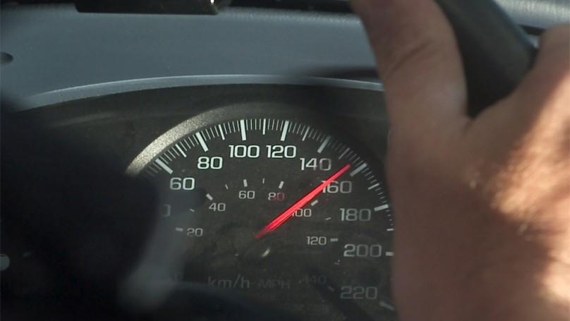 Speedometer top speed often exceeds reality