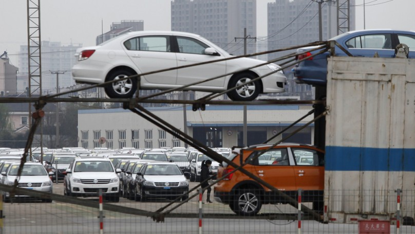Volkswagen recalling 384,181 cars in China following state TV criticism