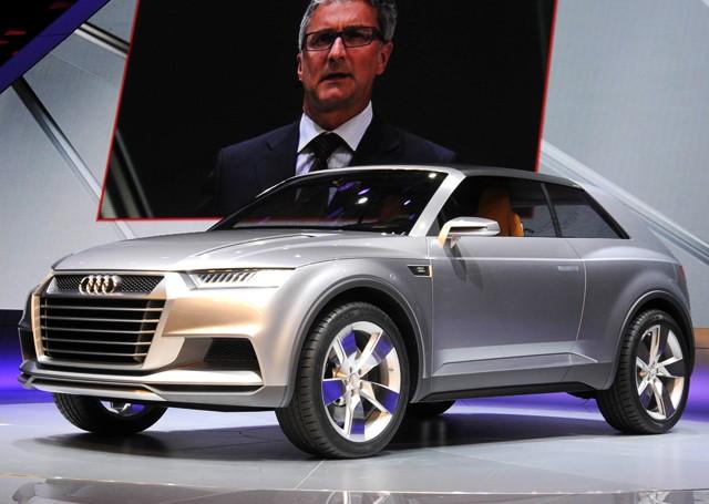 Audi design to get a 'shakeup' call