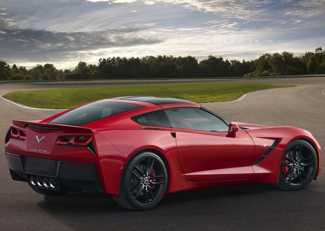 The 2014 Corvette Stingray, <br> through the eyes of its designer