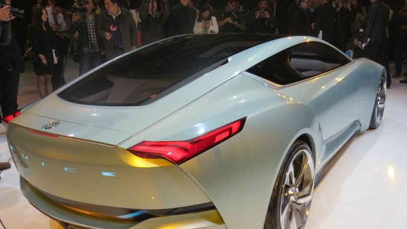 Buick unveils Riviera concept car