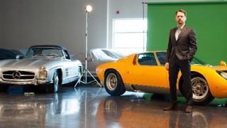 Jason Priestley headlines Concours D'Elegance