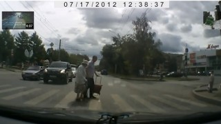 Insider Report: Russian dash cams capture the good things, too