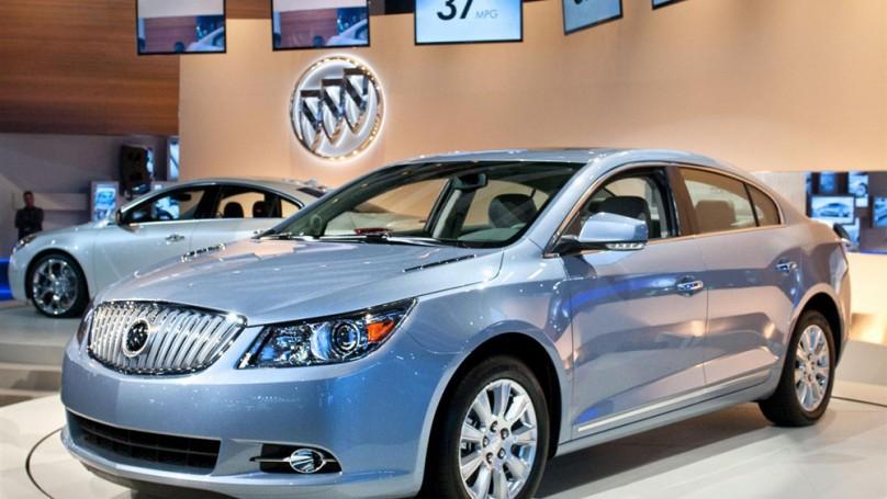 GM recalls 38,000 sedans <br>over circuit board glitch