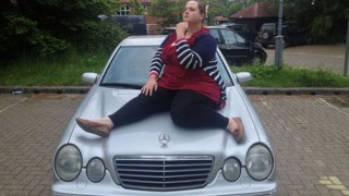 Benz for sale, 'Chubber' negotiable