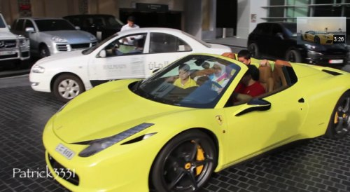 Insider Report: Dubai embraces <br>the family-sized Ferrari