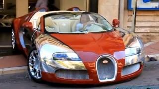 Video: Custom Bugatti 669 comes <i>this close</i> to disaster