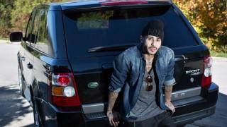 Celebrity Whips: Danny Fernandes' Range Rover and BMW
