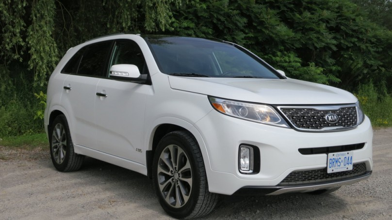 Review: 2014 Kia Sorento SX