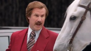 'Anchorman' Ron Burgundy is new Dodge spokesman. Brilliant!