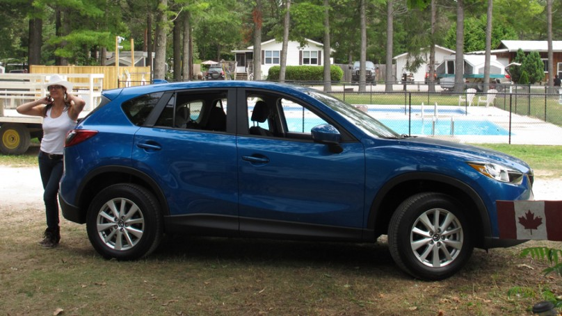 Are You the One? Mazda CX-5 enters the friend zone
