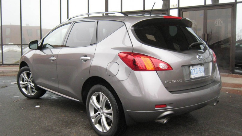 Second-hand: 2009-2012 Nissan Murano