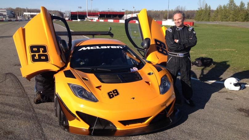 Preview: McLaren 12C GT Can-Am