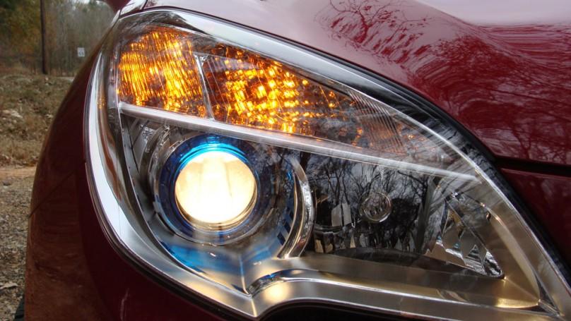Better and brighter: Headlights go high-tech