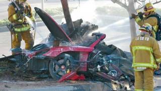 PAUL WALKER'S DEATH: Eerie details emerge about crashed Porsche
