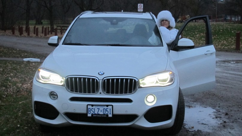 Are You the One? BMW X5 is a beefy, well-bred lad