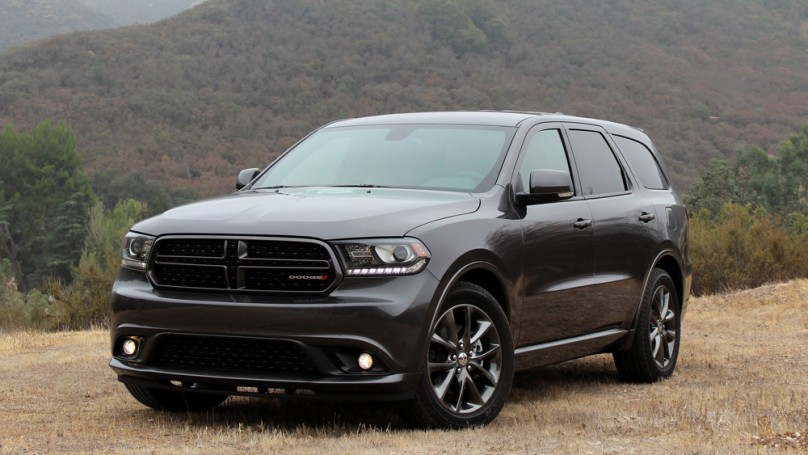 Review: 2014 Dodge Durango