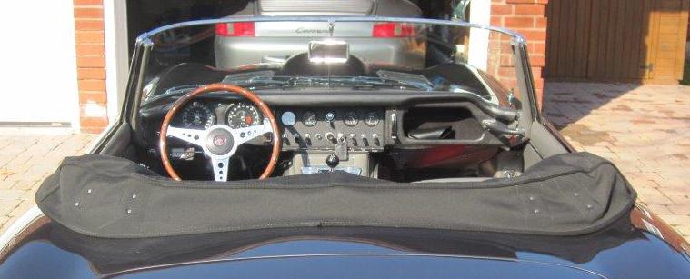 Eye Candy: 1967 Jaguar E-Type