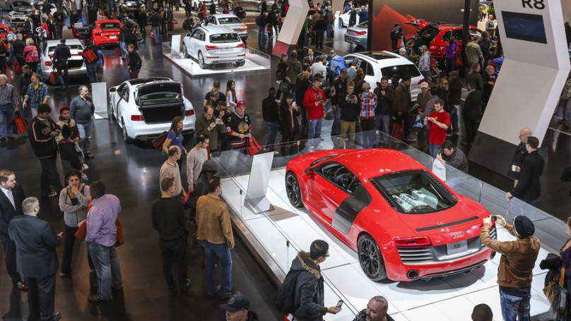 <b>Five Things</b> you need to do to get the most out of the AutoShow
