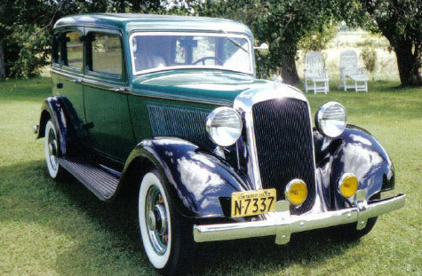 Eye Candy: 1933 Plymouth