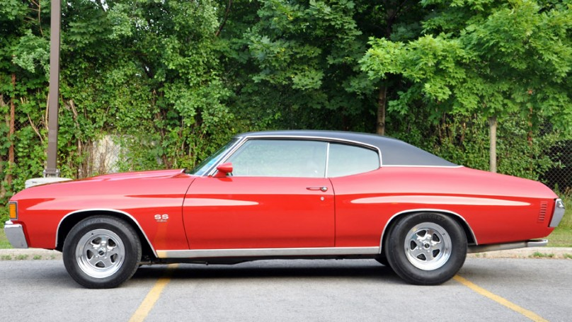 Eye Candy: 1972 Chevelle SS 454