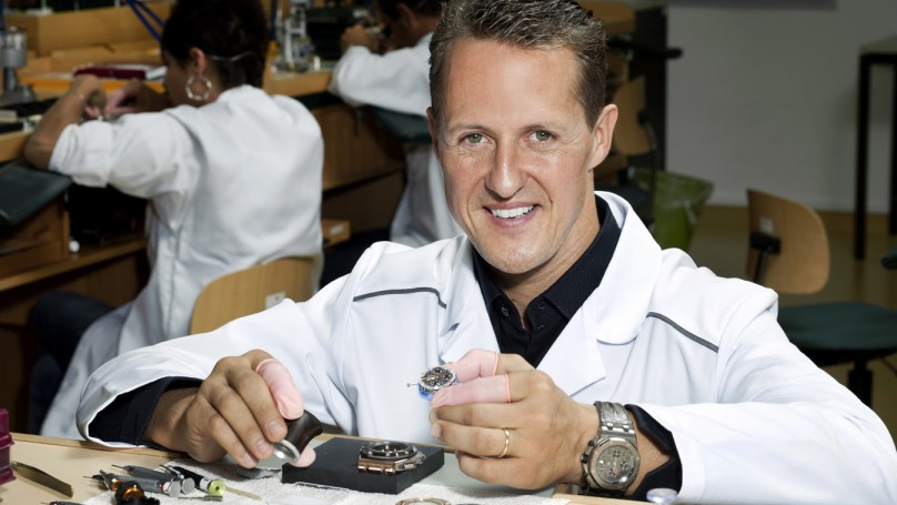 In the case of Michael Schumacher, it's all about the (insurance) money